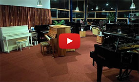 Concertvideo Cox Pianoservice